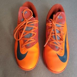 Nike Kevin Durant VI Orange and Gray